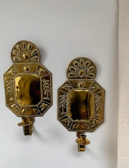 Pair of Early 20th Century Sconces