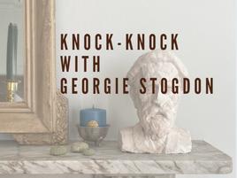 Knock- Knock With Georgie Stogdon.