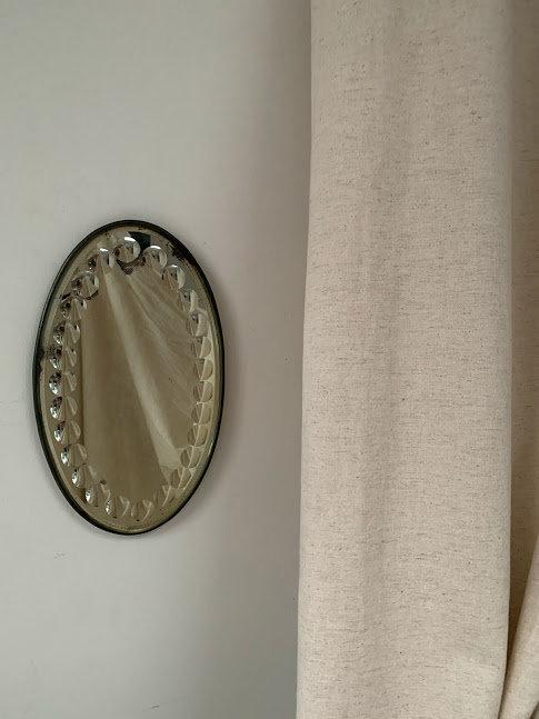 Small Vintage Mirror