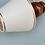 Thumbnail: Vintage Ceramic Lamp with Shade.