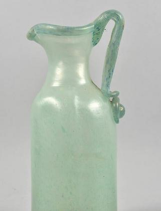 20th Century Art Glass Jug