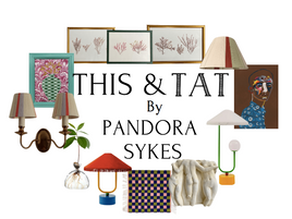 THIS & TAT BY PANDORA SYKES
