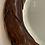 Thumbnail: Small Regency Mirror, Carved Mahogany