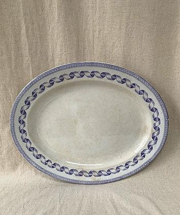 Large William Brownfield Platter