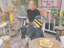 Tete a Tat With Lucinda Chambers