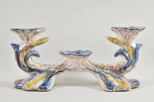 Handmade Ceramic Candlestick