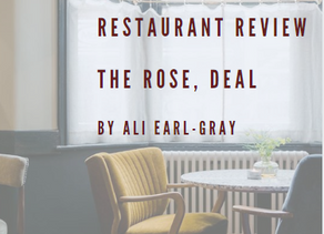 Restaurant Review-The Rose, Deal