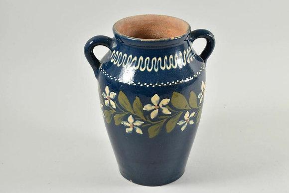 Hand Painted German Vase