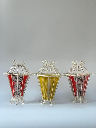 Set of Three Pendant Lampshade