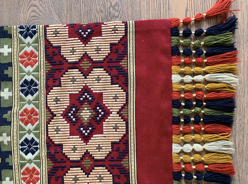20th Century Swedish Textile.