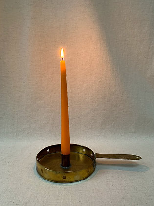 Brass Antique Candle Holder