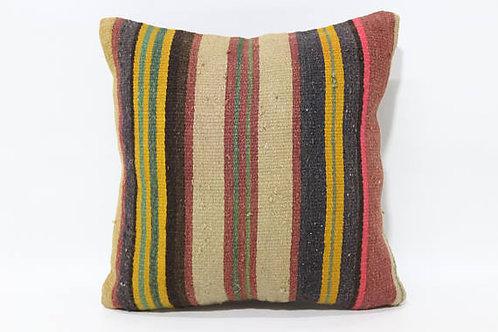 Kilim Multi Coloured Cushion