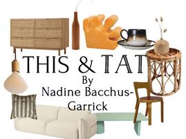 This & Tat Round-Up By Nadine Bacchus Garrick
