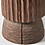 Thumbnail: Carved Wooden Praying Figure, Initialed W.H