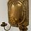 Thumbnail: German 20th Century Brass Sconce