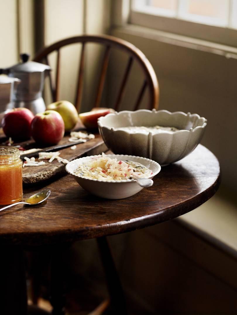 Breakfast still Life Andrew Montgomery