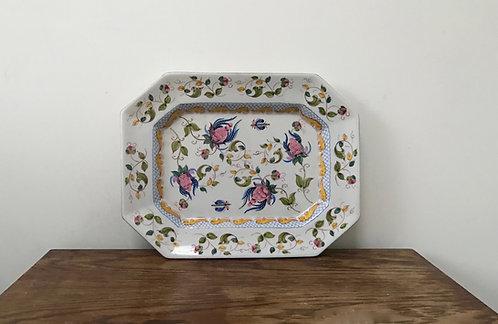 Hand Painted Decorative Platter