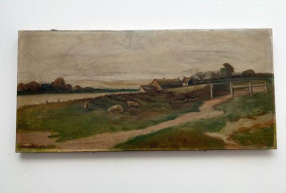 20th Century Oil, Landscape