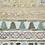 Thumbnail: Watercolour, Islamic-Oriental Ornament / Pattern Framed