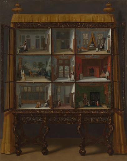 Petronella Oortman of Amsterdam Rijksmuseum Dolls House
