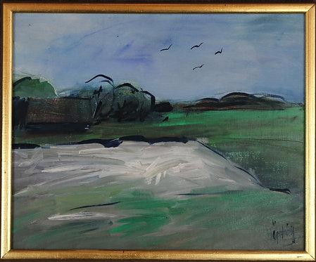 Morning Birds by Kjell Högström