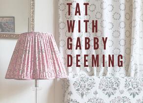 Tête-a-Tat With Gabby Deeming