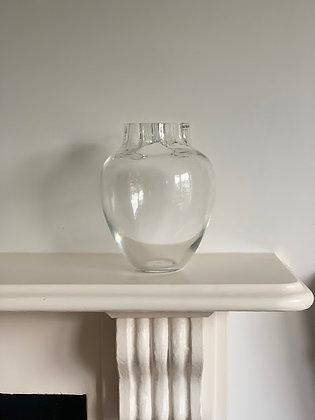 Flavio Barbini Murano Glass Vase
