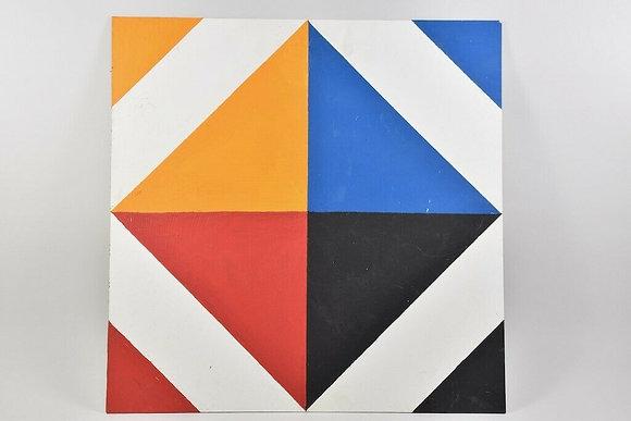 1980s Concrete Art, German