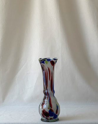 Speckled Glass Vase