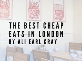The Best Cheap Eats in London