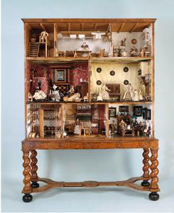 Petronella Oortman of Amsterdam Dolls House, Curtesy Rijksmuseum