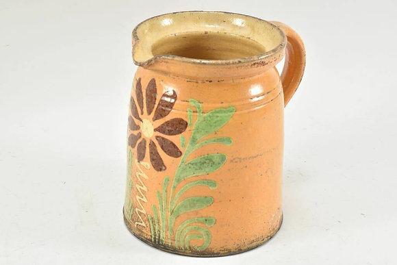 German 19th Century Ceramic Jug