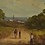 Thumbnail: Miniature Oil Painting, Landscape, Early 20th Century