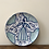 Thumbnail: Wall Plate Blue and White