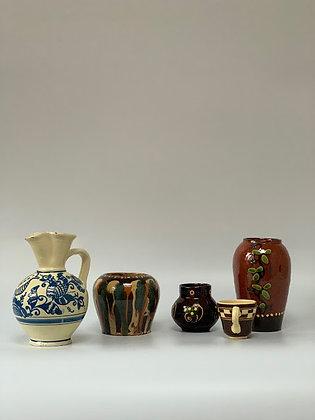 A Collection Of German Ceramics