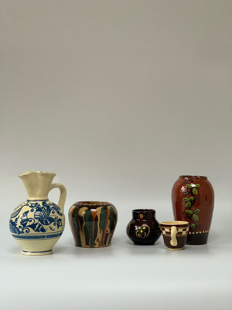 A Collection Of German Ceramics