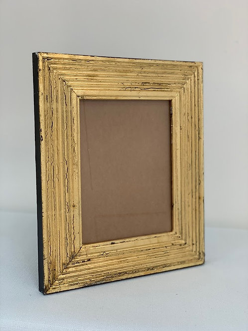 Gilded Reed Picture Frame