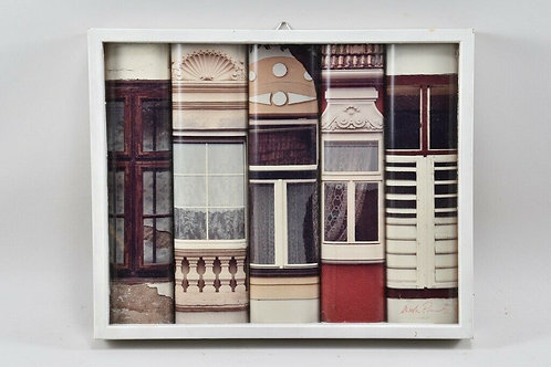 1980s Photo Art, Windows in Neu-Ulm