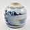 Thumbnail: Asian Porcelain Vase, Hand Painted