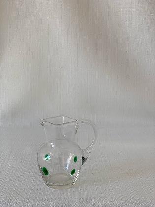 20th Century Glass Jug