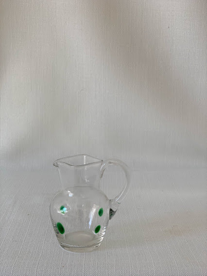 20th Century Glass Jug