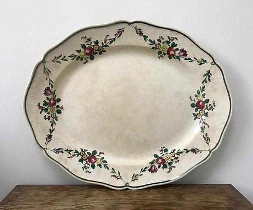 Antique Royal Doulton Large Serving Platter