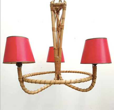 1960s French Chandelier