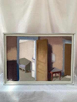 """""""In an uninhabited house Åland II"""" by Björn Hallström"""