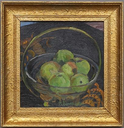 Fruit Still life, signed R. Lindström