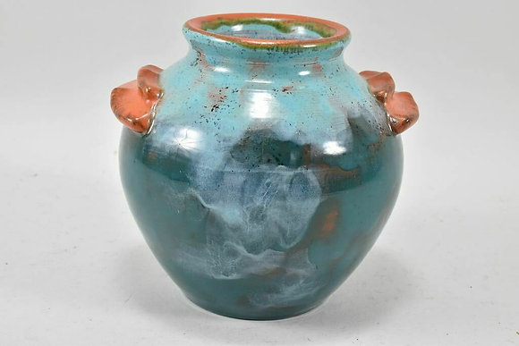 Ceramic Vase by Gmundner Keramik circa in the 1930s.