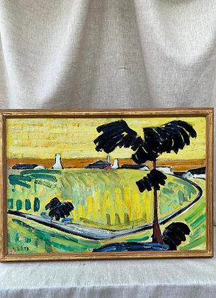'The Sunny Coast' by Hjördis Lindblad