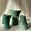 Thumbnail: Set of Three Art Deco Vases