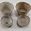 Thumbnail: Set of Vintage Ceramic Bowls