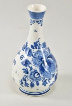 Pair of Small Vases, Holland